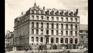 Le grand hôtel vers 1950
